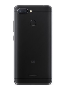 Xiaomi Redmi 6 4/64GB Black