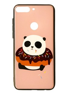Накладка Pic for Xiaomi Redmi 5 Panda in donut