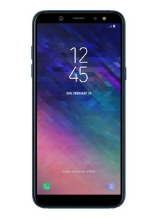 Смартфон Samsung Galaxy A6 2018 A600F (black)