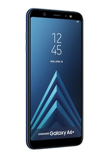 Смартфон Samsung Galaxy A6 plus 2018 A605F (blue)