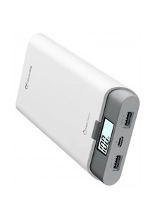 УМБ Cellularline 20000 mAh white (FREEP20000W)