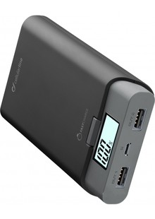 УМБ Cellularline Freepower 10000 mAh black (FREEP10000K)