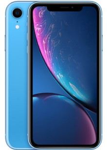 iPhone Xr 128Gb Blue  (dual sim)