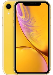 Apple iPhone XR Dual Sim 128GB Yellow (MT1E2)