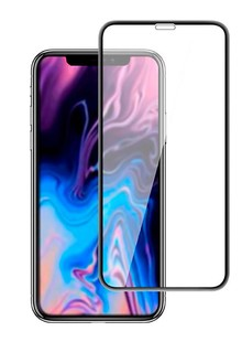 Glass iPhone screen case (Glass+TPU) iPhone Xs Max