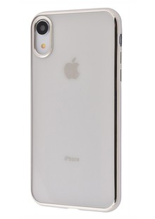 Totu Soft Jane Series Case (TPU) iPhone Xs Max (silver)