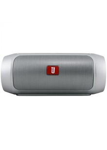 Колонка Bluetooth JBL DC Charge 2+ (H3) (серебряный)