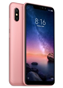 Xiaomi Redmi Note 6 Pro 3/32Gb rose gold