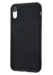 Baseus BV Weaving case 2 Generation iPhone Xr (black)