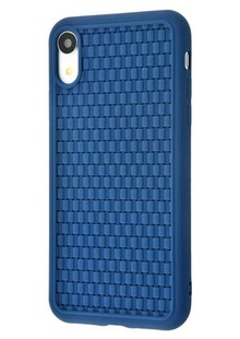 Baseus BV Weaving case 2 Generation iPhone Xr (blue)