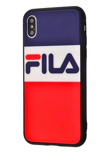 Glass case My Style New iPhone Xs Max (fila three colors)