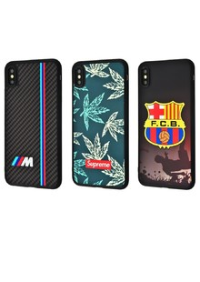 TPU case with print iPhone Xs Max