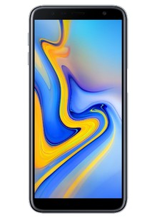 Samsung J610F Galaxy J6 Plus 2018 3/32Gb Gray (SM-J610FZANSEK)