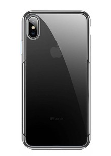Baseus Shining Case (TPU) iPhone Xs (silver)