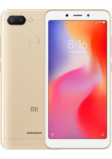 Xiaomi Redmi 6A 2/32GB Gold