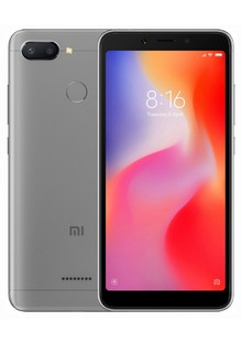 Xiaomi Redmi 6 4/64GB Grey
