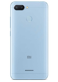 Xiaomi Redmi 6 3/64GB Blue