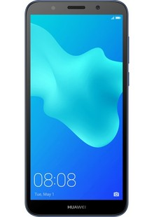 HUAWEI Y5 2018 2/16Gb Dual Sim Blue (51092LET)