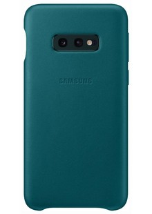Чохол  SAMSUNG S10e/EF-VG970LGEGRU - Leather Cover (Green)