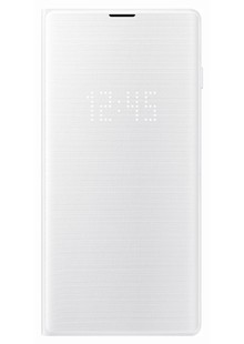 Чохол SAMSUNG S10/EF-NG973PWEGRU - LED View Cover (White)
