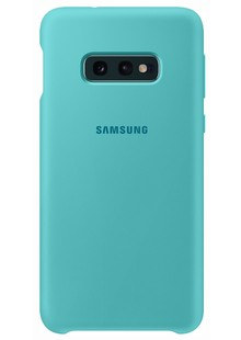 Чохол  SAMSUNG S10e/EF-PG970TGEGRU - Silicone Cover (Green)
