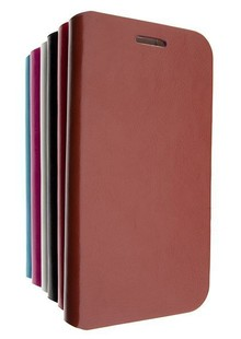 КНИЖКА FLIP COVER Lenovo 2010 brown(16589)