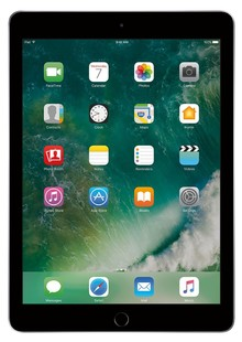 Планшет Apple iPad Wi-Fi 128GB Silver (MR7K2) 2018