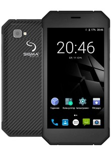 Sigma mobile X-treme PQ34 black