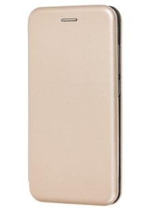 КНИЖКА-чехол 360 Standart Huawei P Smart Plus (золотой)