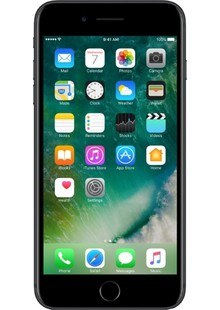 Apple iPhone 7 Plus 32Gb Black (MNQM2)