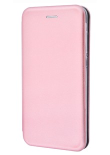 Книжка Flip Magnetic Case Samsung J7 (rose gold)