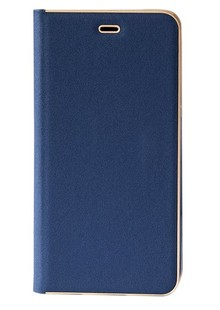 Чехол-книжка Florence TOP №2 Samsung A7 (2018) A750 leather blue