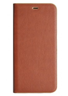 Чехол-книжка Florence TOP №2 Samsung J6 Plus (2018) J610 leather brown
