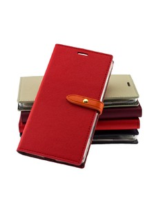 КНИЖКА-чехол Mercury Samsung G570 red (26054)