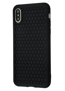 Baseus BV Weaving case 2 Generation iPhone Xs Max (black)