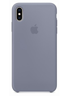 Чехол iPhone Xs Max - Silicone Case - Lavender Gray (MTFH2)