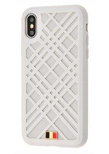 Mentor Giiter series iPhone X/Xs (white)