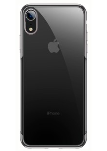 Baseus Shining Case (PC) iPhone Xr black
