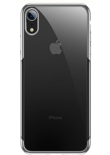Baseus Shining Case (PC) iPhone Xr silver