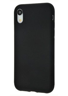 Strong Matt (TPU) iPhone Xr (black)