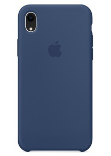 Накладка IPHONE Xr Silicone case Blue Horizon