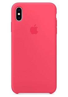 Накладка IPHONE Xr Silicone case Hibiscus