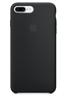 Apple Silicone Case for iPhone 8 Plus Black 1in1